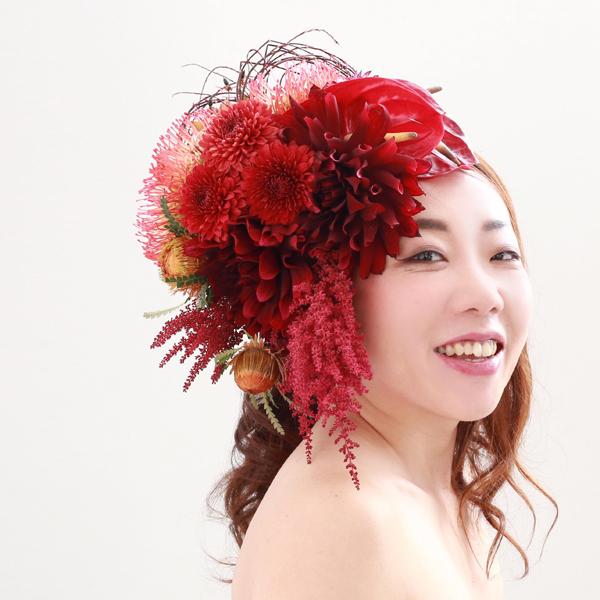 似顔絵師 HANAKO