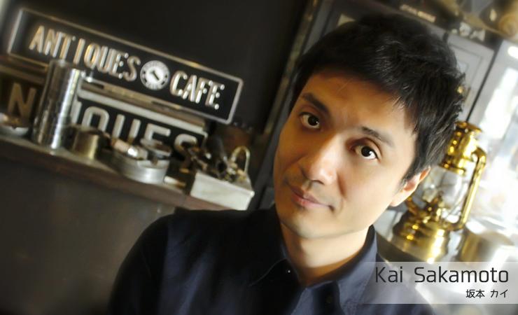 Instagramの研究家 坂本カイ