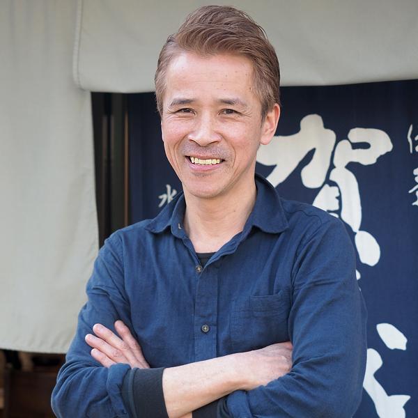 名物居酒屋の氷細工職人  田中功志