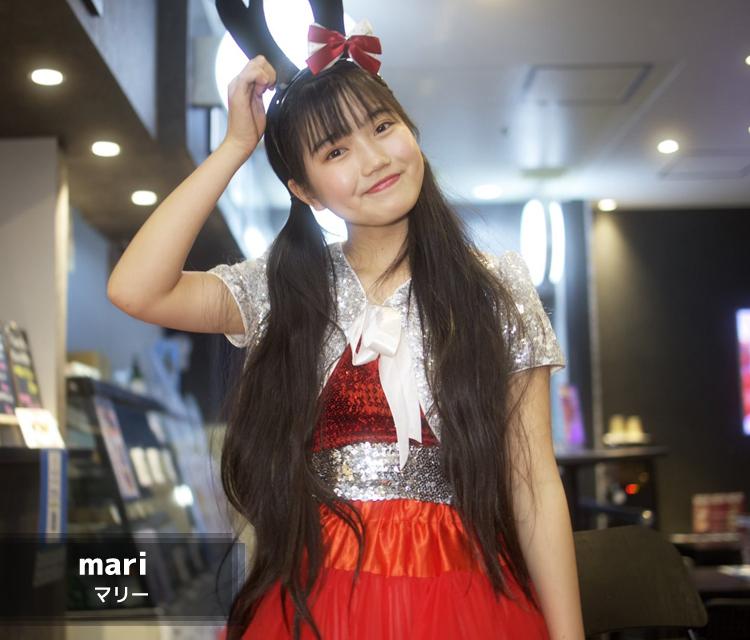 クワガタ☆キッズ レッド担当 マリー