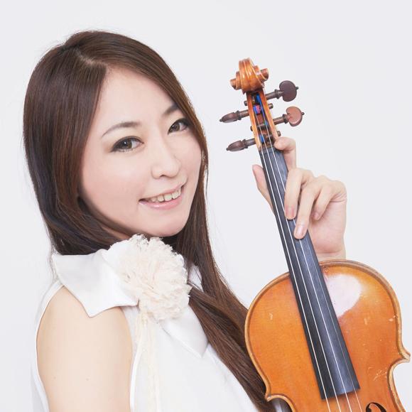 Violinist MariNa(皆川 真里奈)