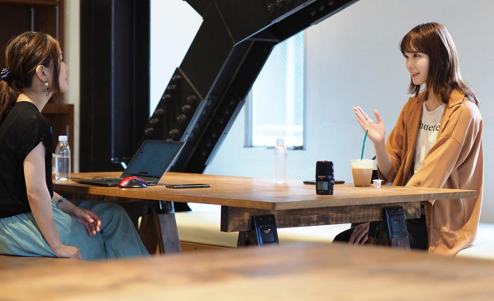 記事執筆・インタビュー:春霞さん(モデル・タレント・レースクイーン) | TintRoom ティントルーム